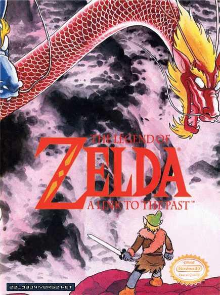 The Legend Of Zelda: A Link to the Past (ISHINOMORI Shotaro) 0.1 Page 2
