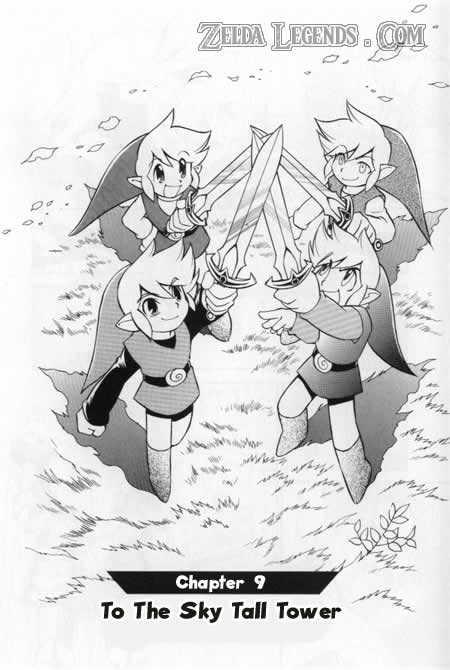 The Legend Of Zelda: Four Swords Plus 9 Page 2