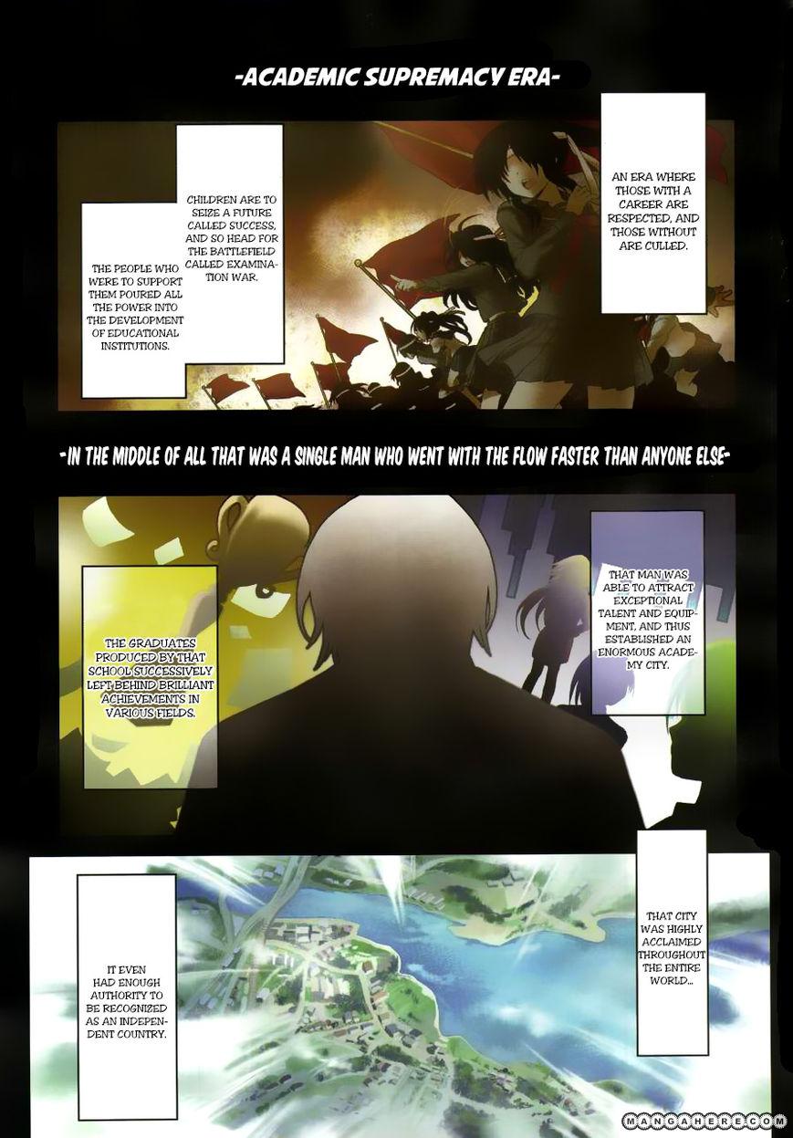 Gaku Ou - The Twinkle Star Story 1 Page 1