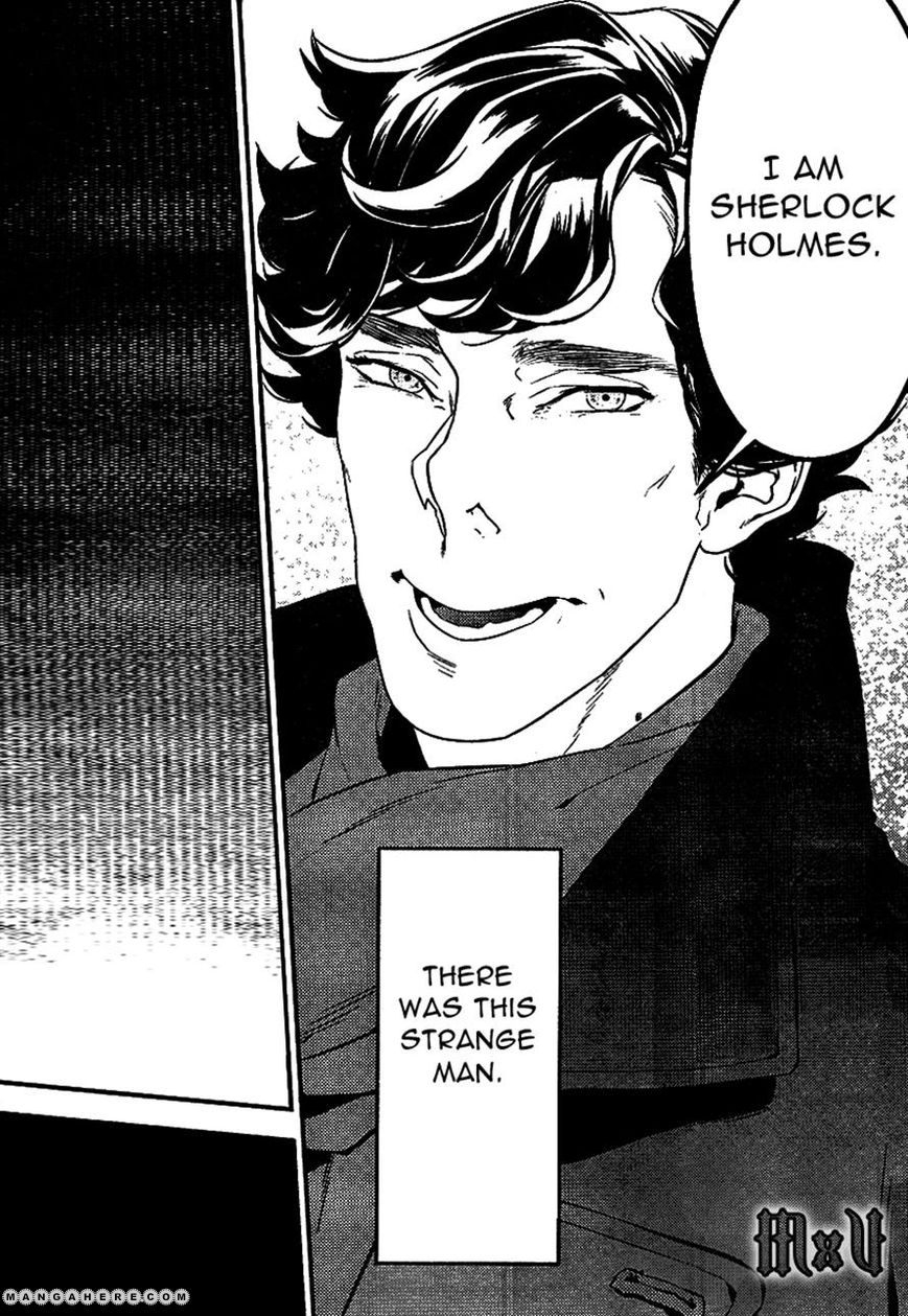 Sherlock - Pink Iro no Kenkyuu 2 Page 2