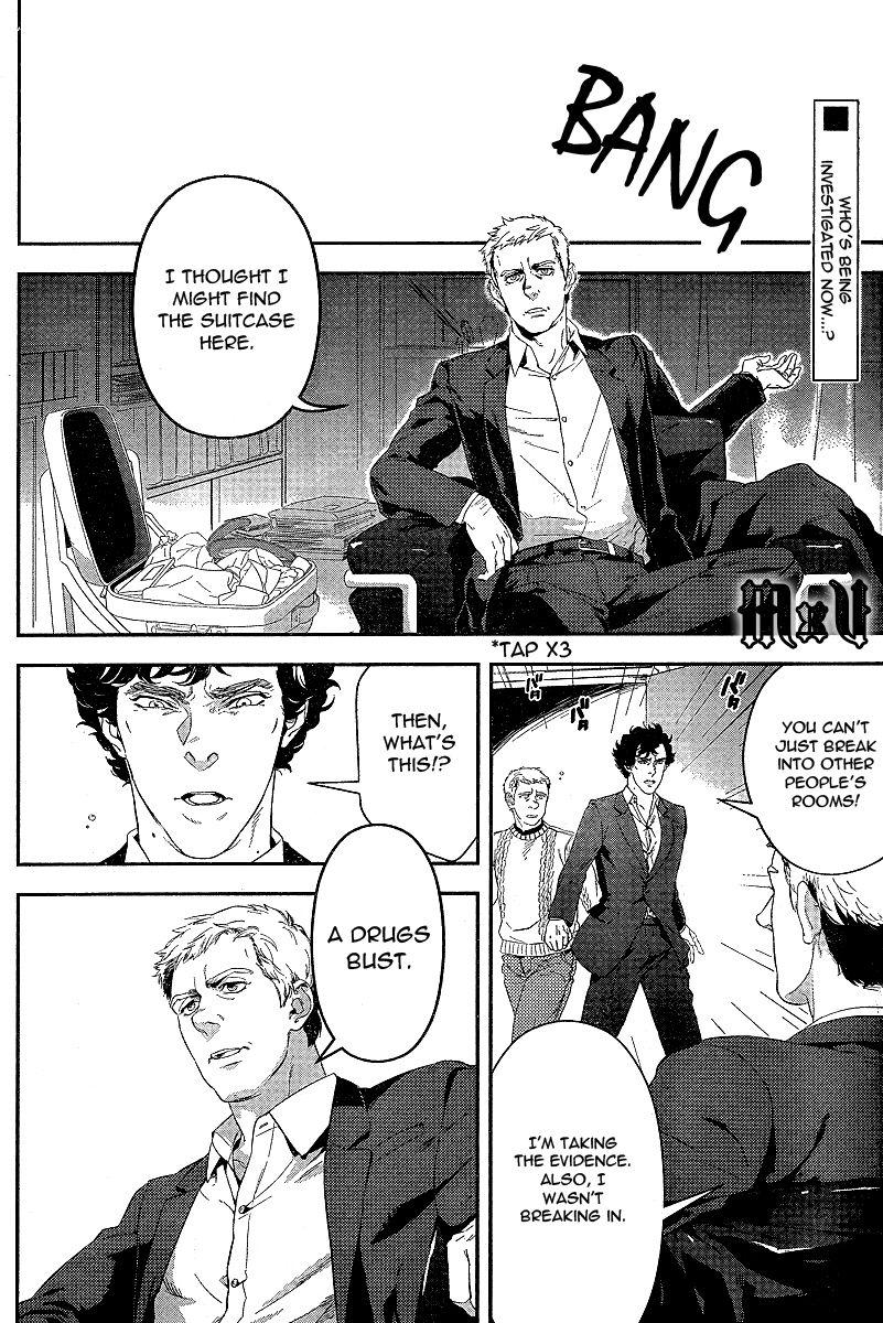 Sherlock - Pink Iro no Kenkyuu 5 Page 2