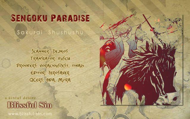 Sengoku Paradise 2 Page 1