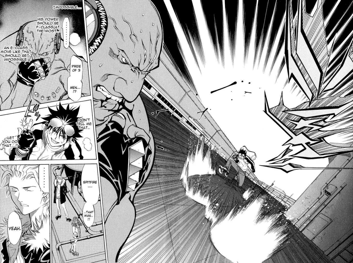 Air Gear 19 Page 2