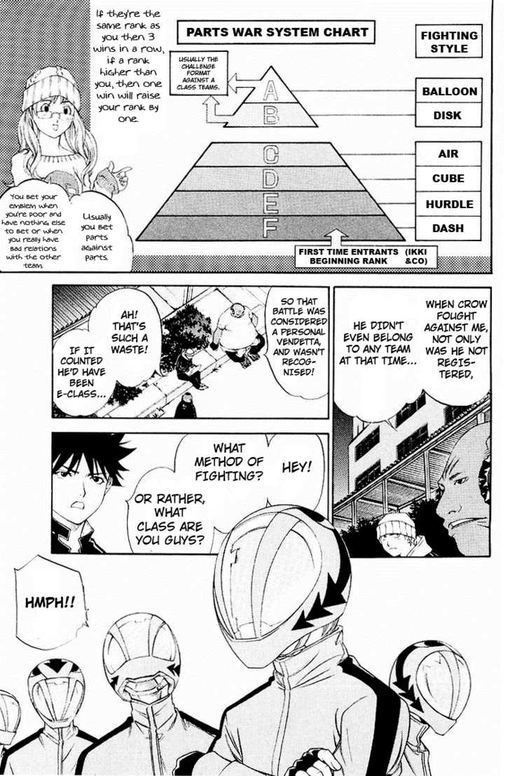 Air Gear 36 Page 3