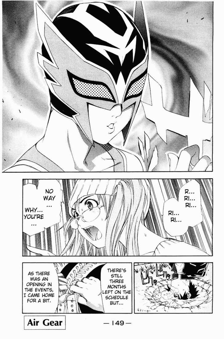Air Gear 40 Page 1