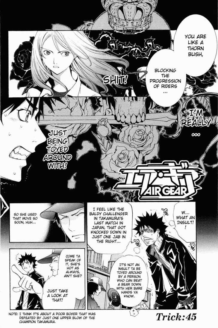Air Gear 45 Page 2
