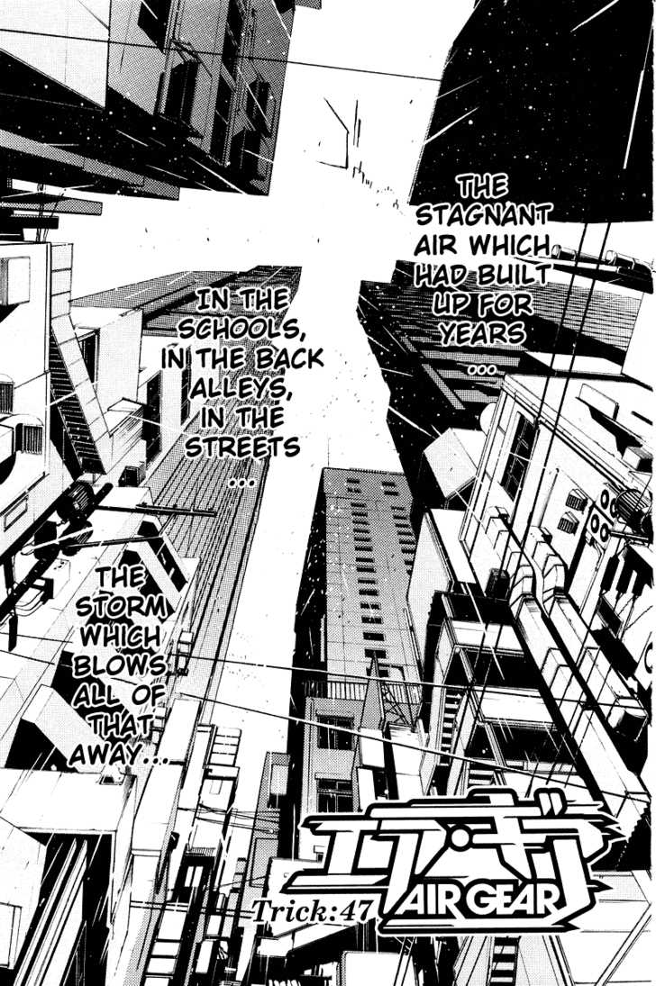 Air Gear 47 Page 1