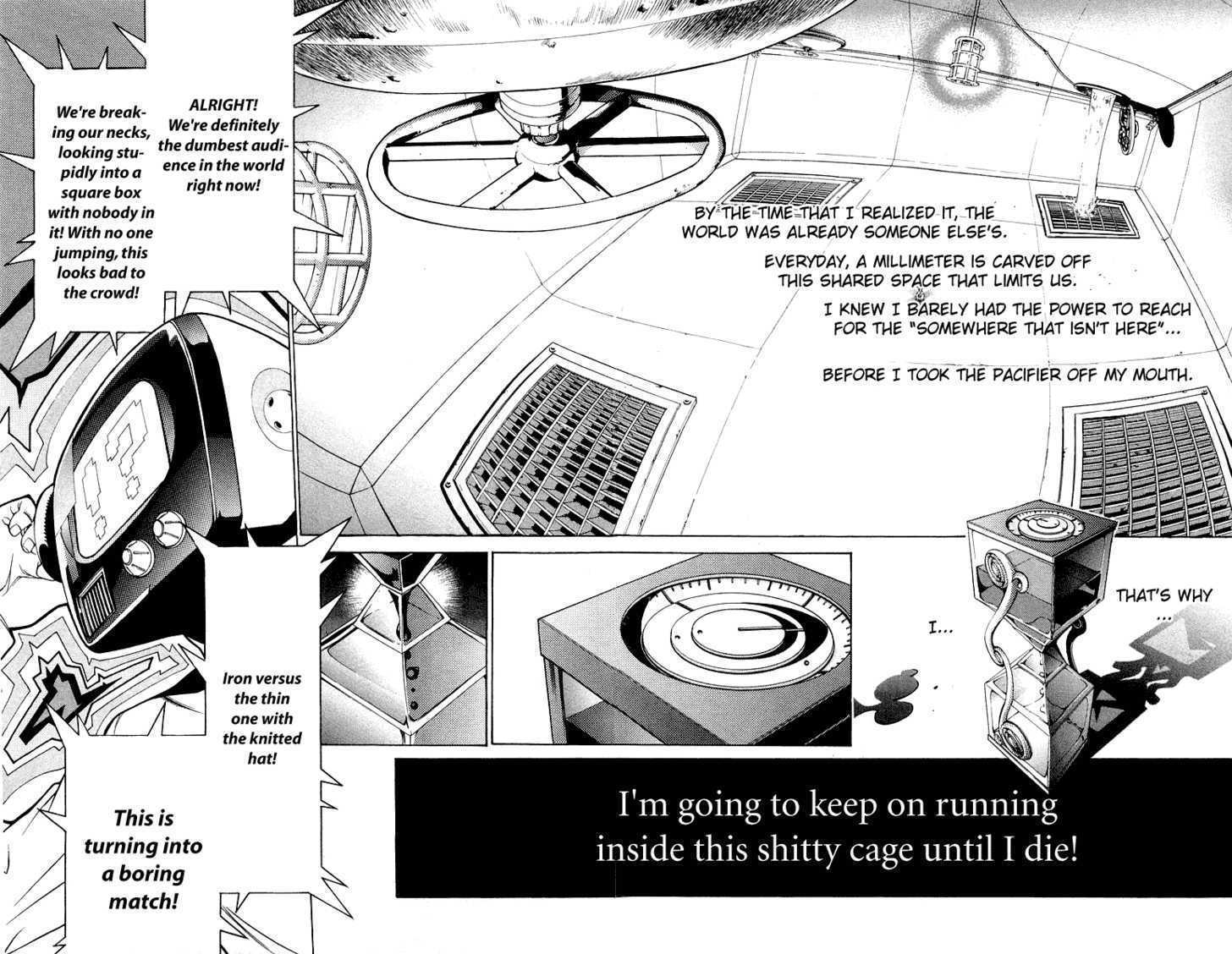 Air Gear 58 Page 2