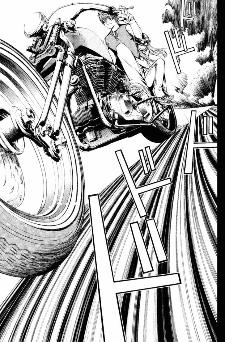Air Gear 72 Page 4
