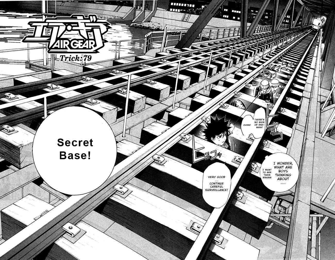Air Gear 79 Page 2