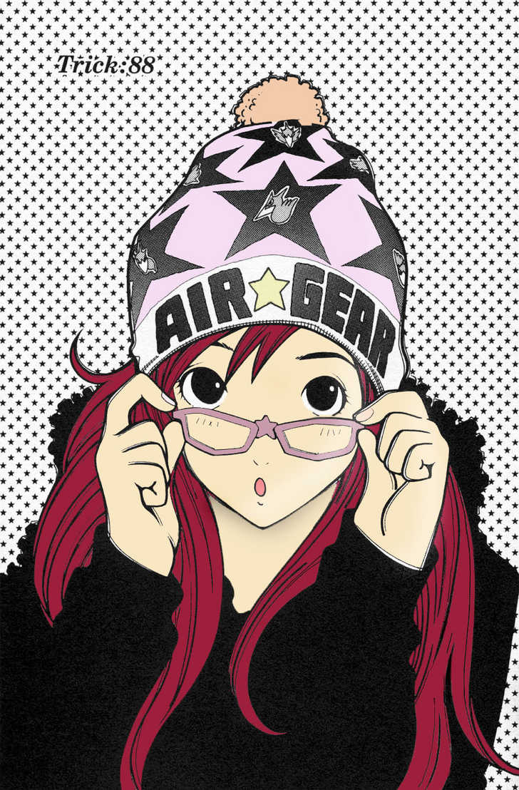 Air Gear 88 Page 1