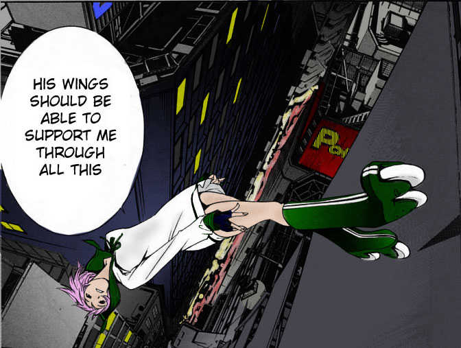 Air Gear 132 Page 2