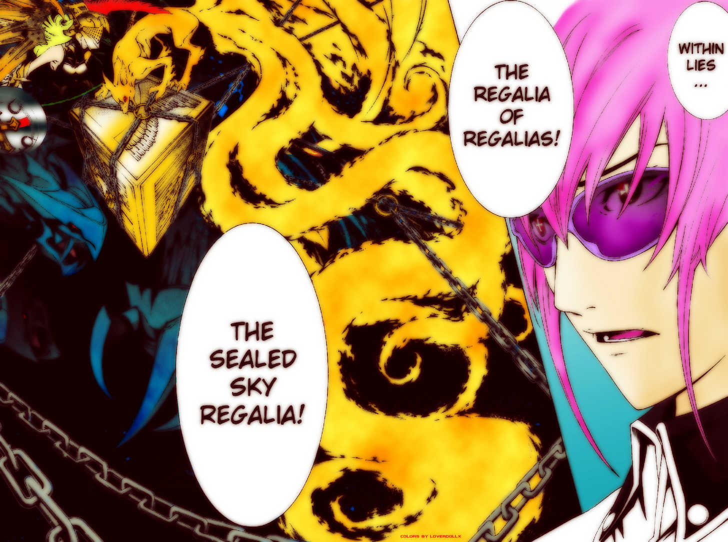 Air Gear 157 Page 2