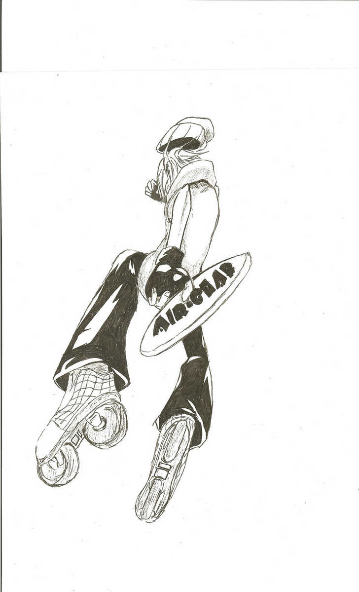 Air Gear 164 Page 2