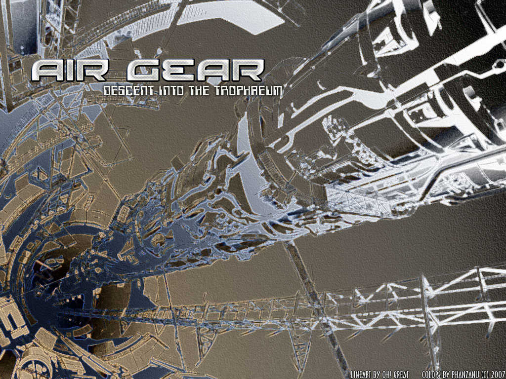 Air Gear 168 Page 2