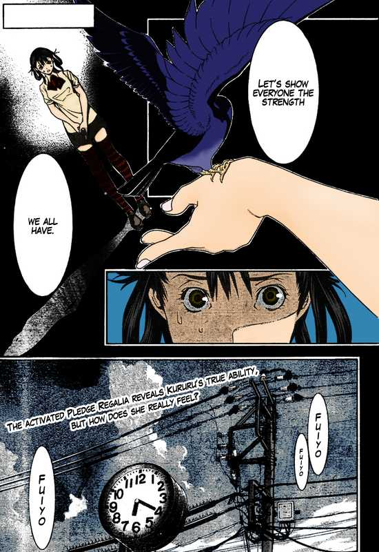 Air Gear 180 Page 1