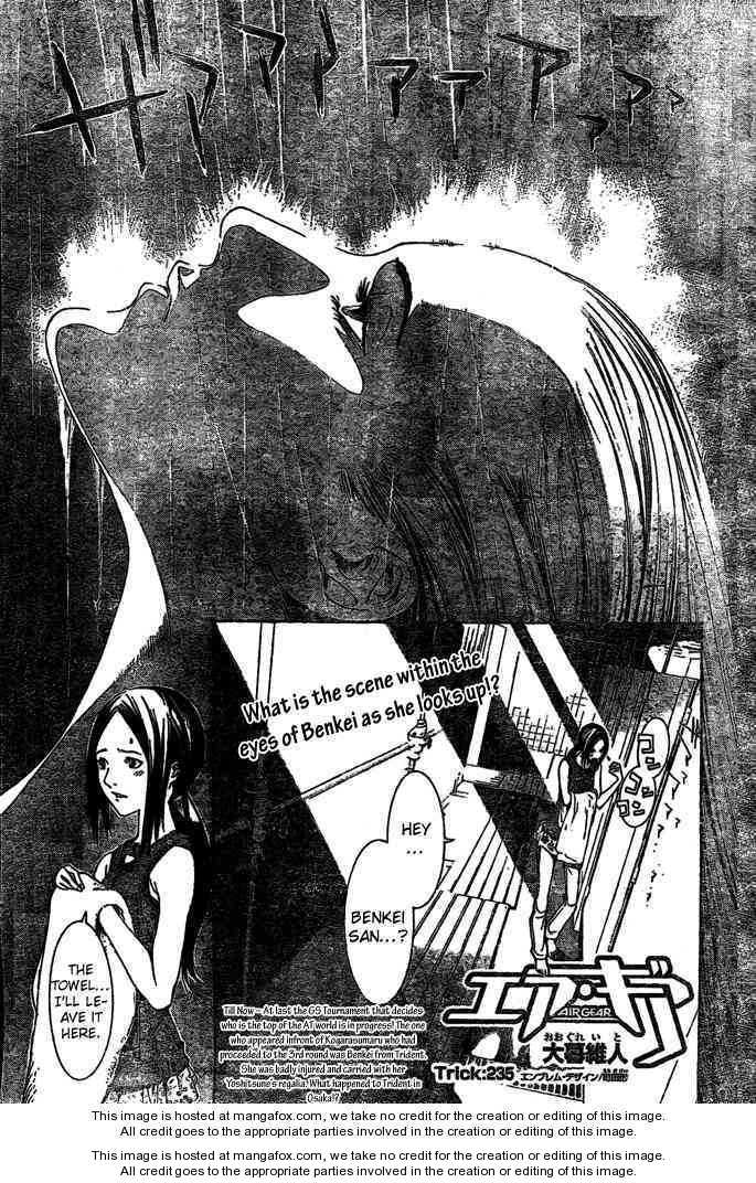 Air Gear 235 Page 1