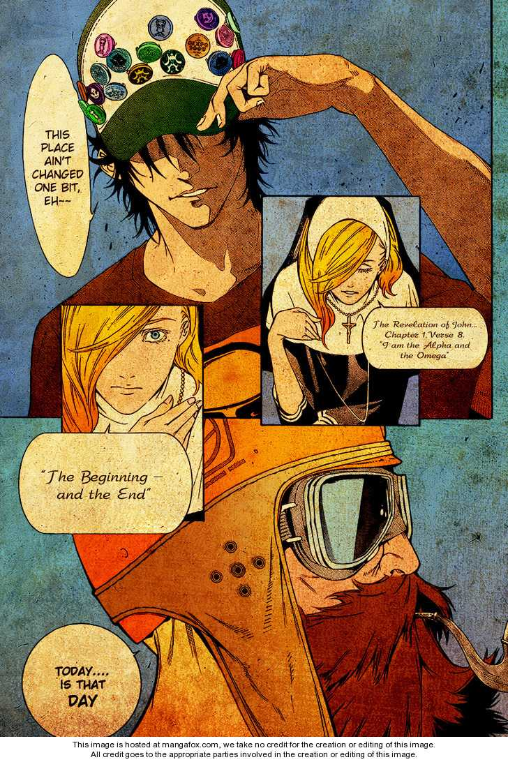 Air Gear 245 Page 1