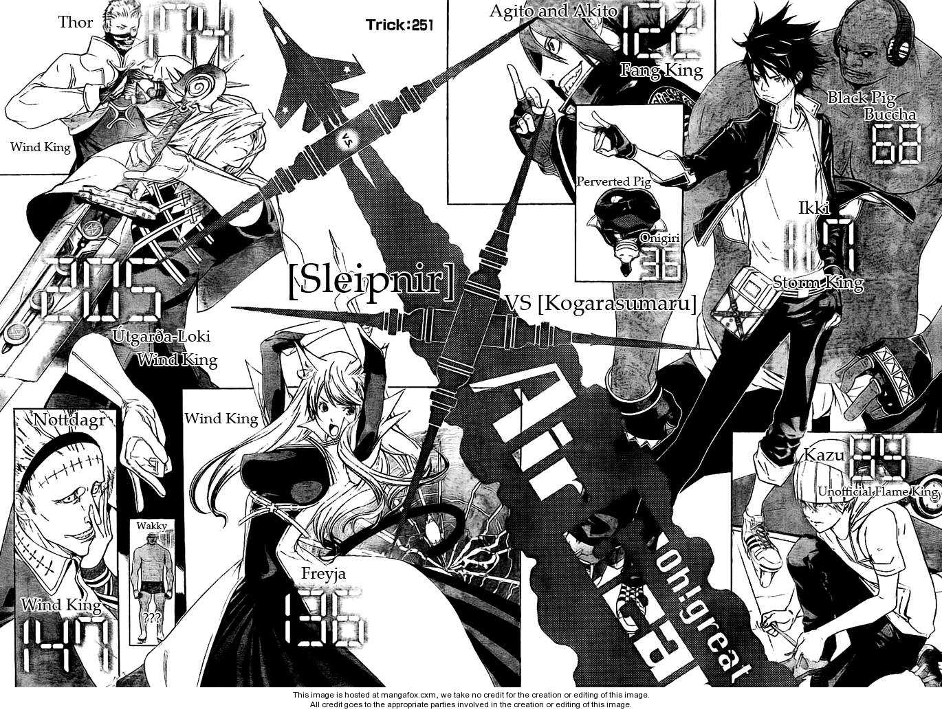 Air Gear 251 Page 2