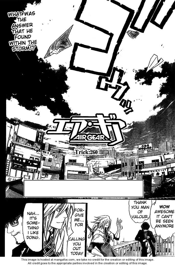 Air Gear 260 Page 2