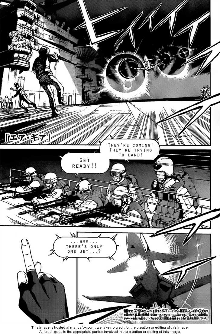 Air Gear 269 Page 2