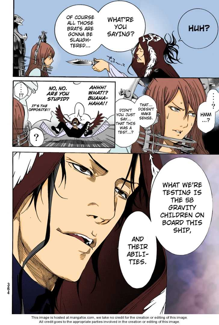 Air Gear 273 Page 2