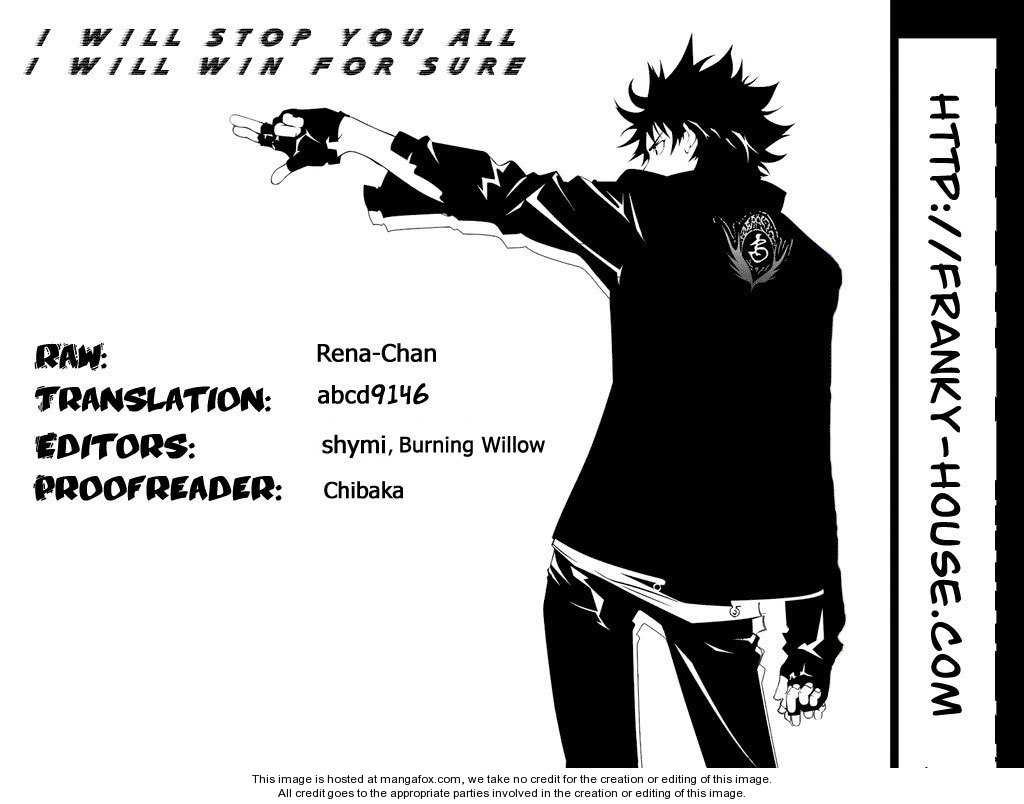 Air Gear 280 Page 1