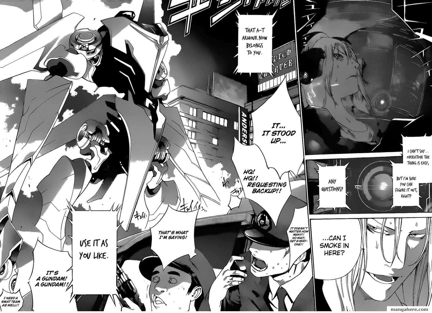 Air Gear 296 Page 2