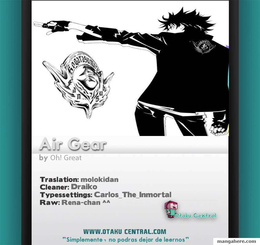 Air Gear 298 Page 1