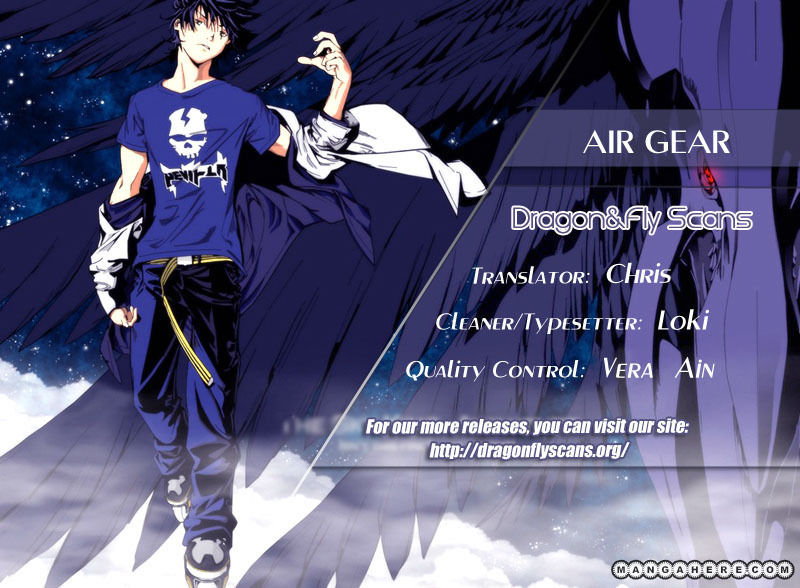 Air Gear 342 Page 1