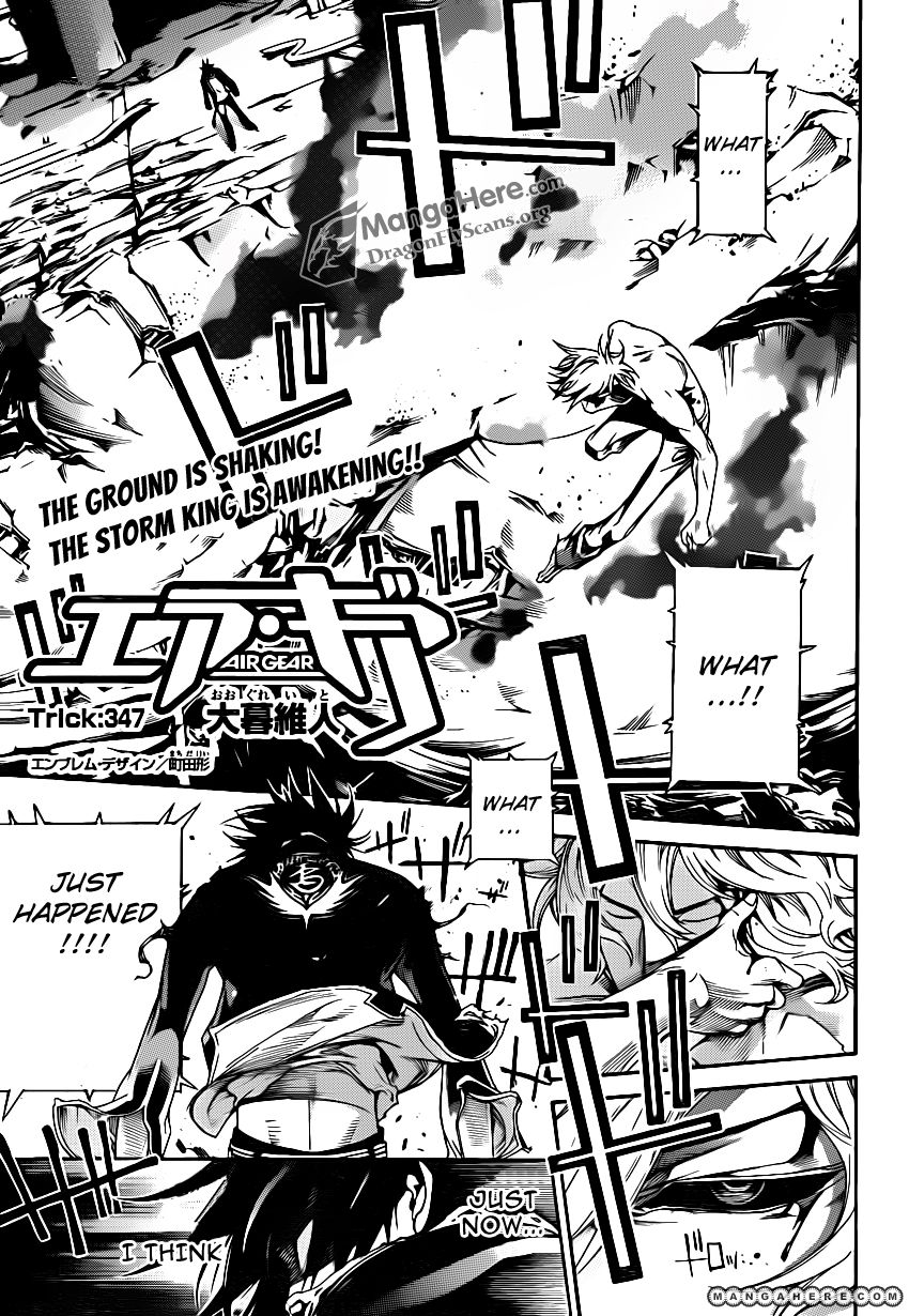 Air Gear 347 Page 2