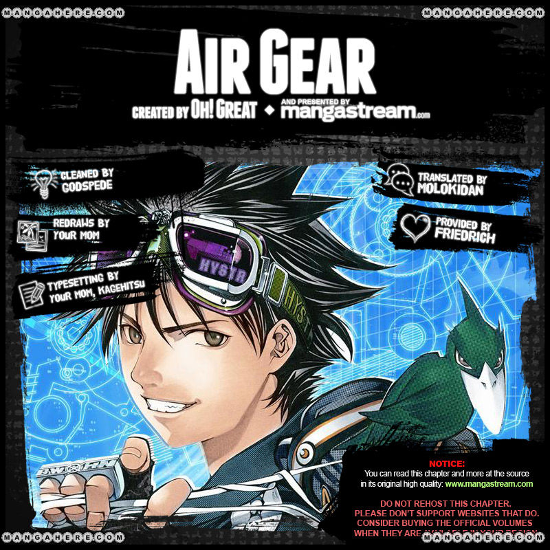 Air Gear 354 Page 2