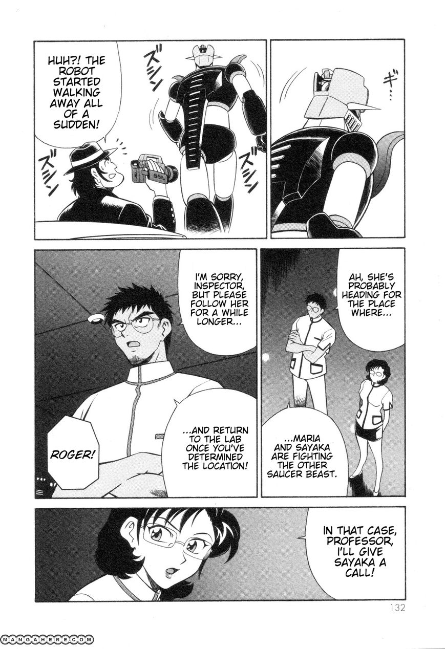 Mazinger Angel Z 5 Page 2
