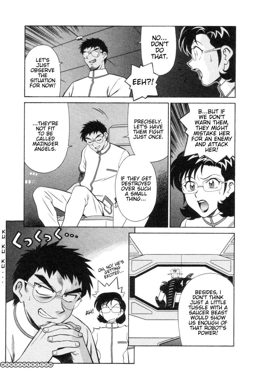 Mazinger Angel Z 5 Page 3