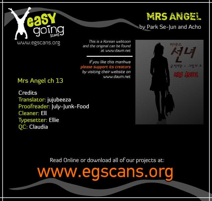 Mrs Angel 13 Page 1