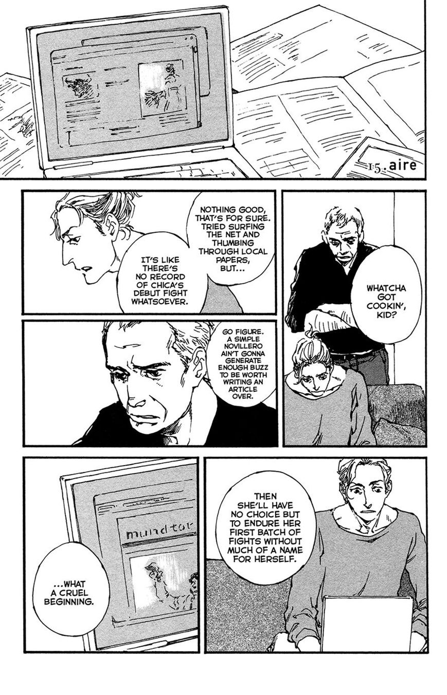 Golondrina 15 Page 1