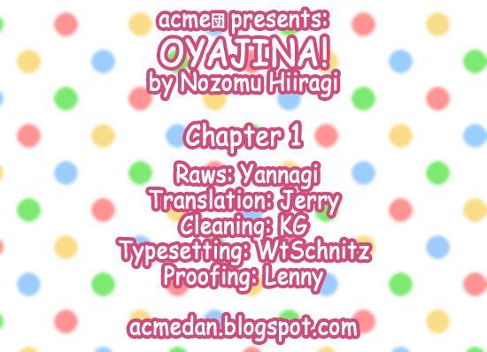 Oyajina! 1 Page 1