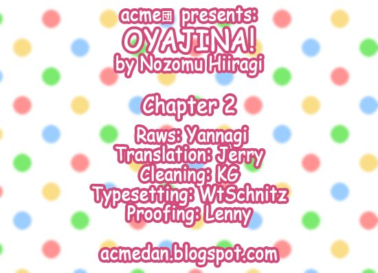Oyajina! 2 Page 1