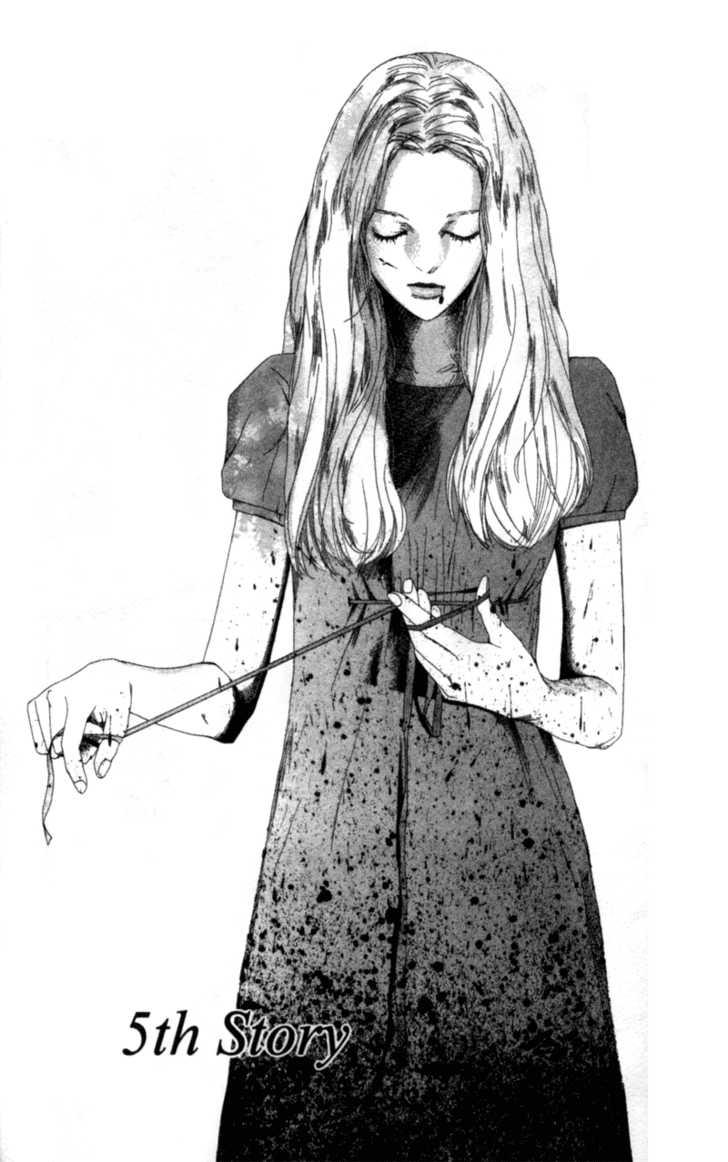 Vampire Girl 5 Page 3