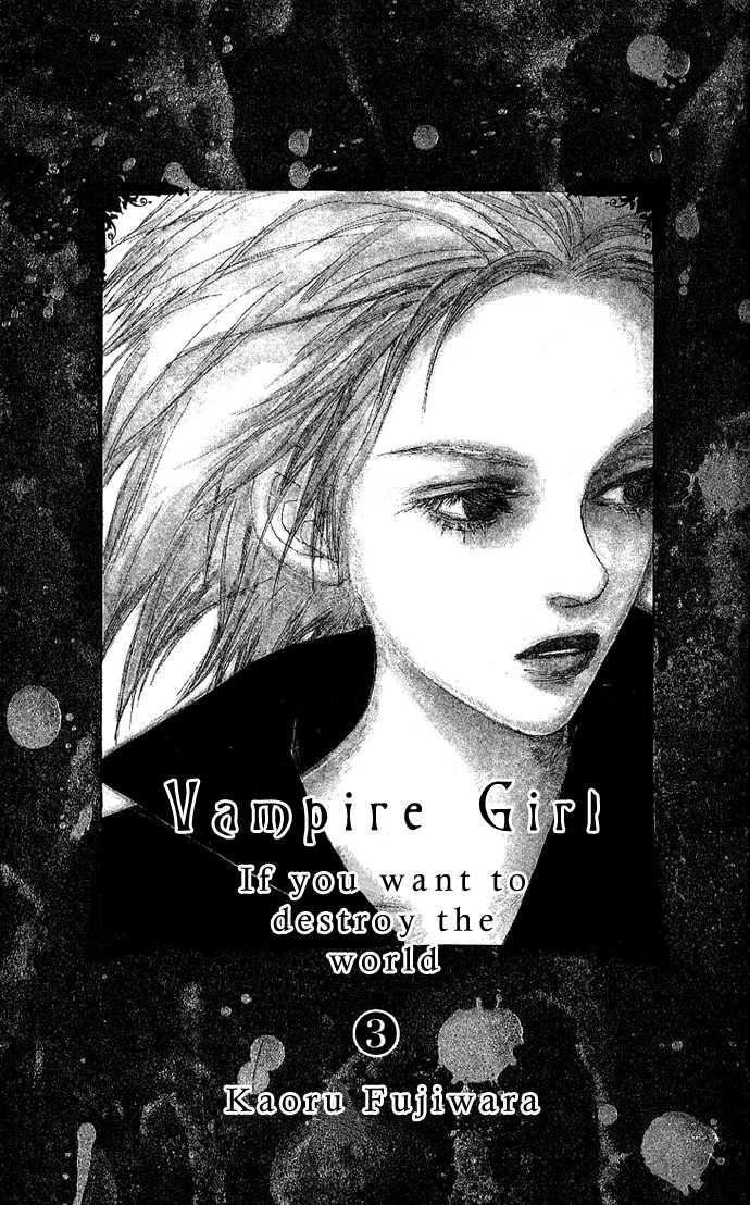 Vampire Girl 12 Page 3