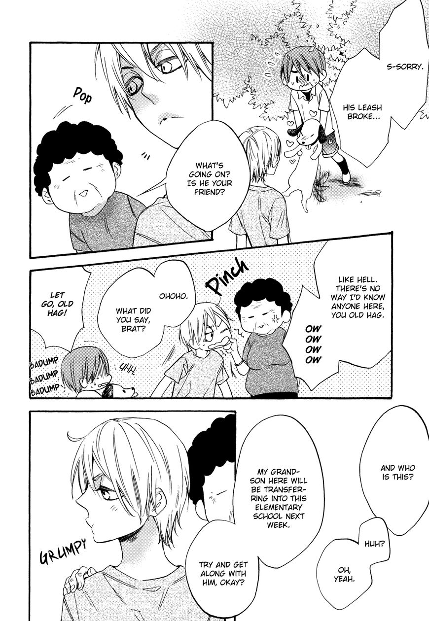 Recipe no Oujisama 8 Page 3