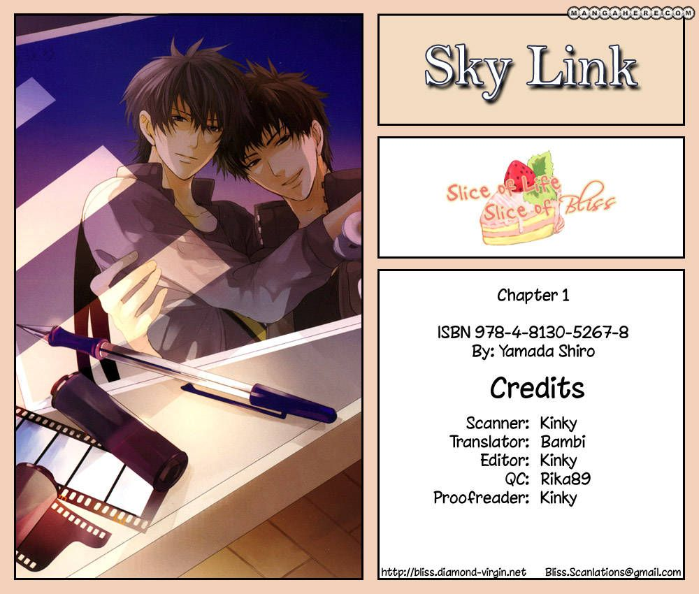 Sky Link 1 Page 1