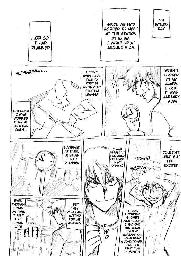 Molester Man 5 Page 1