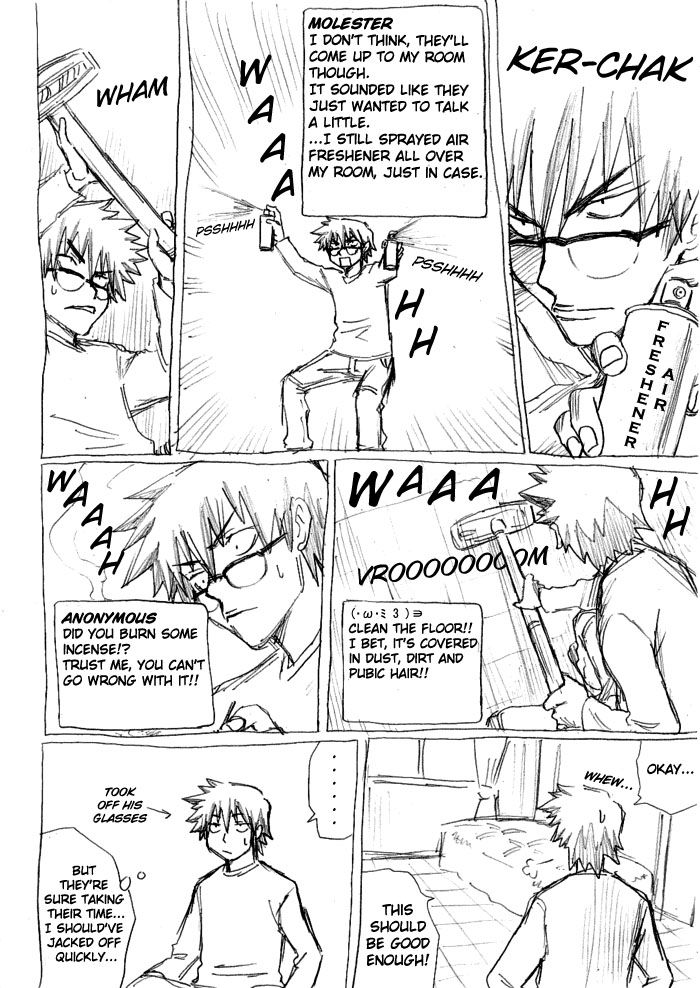 Molester Man 7 Page 2