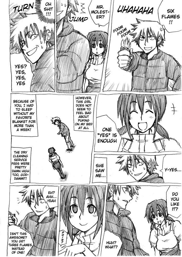 Molester Man 8 Page 2