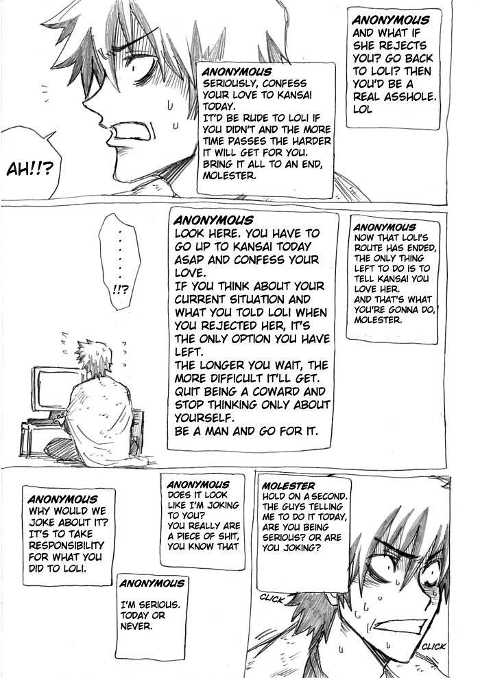 Molester Man 12 Page 2