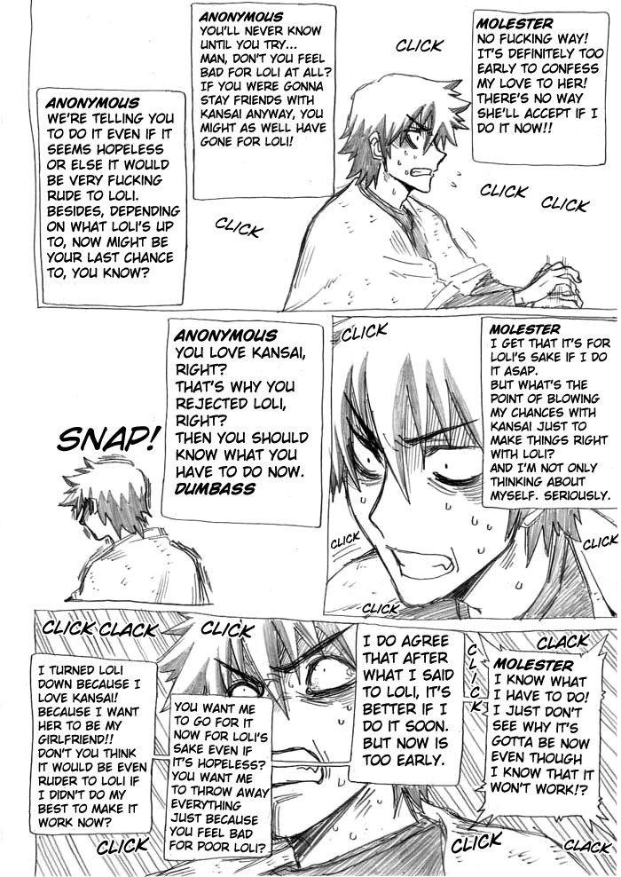 Molester Man 12 Page 3