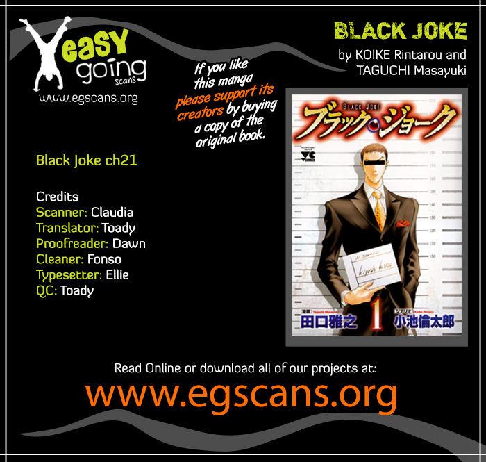 Black Joke 21 Page 1