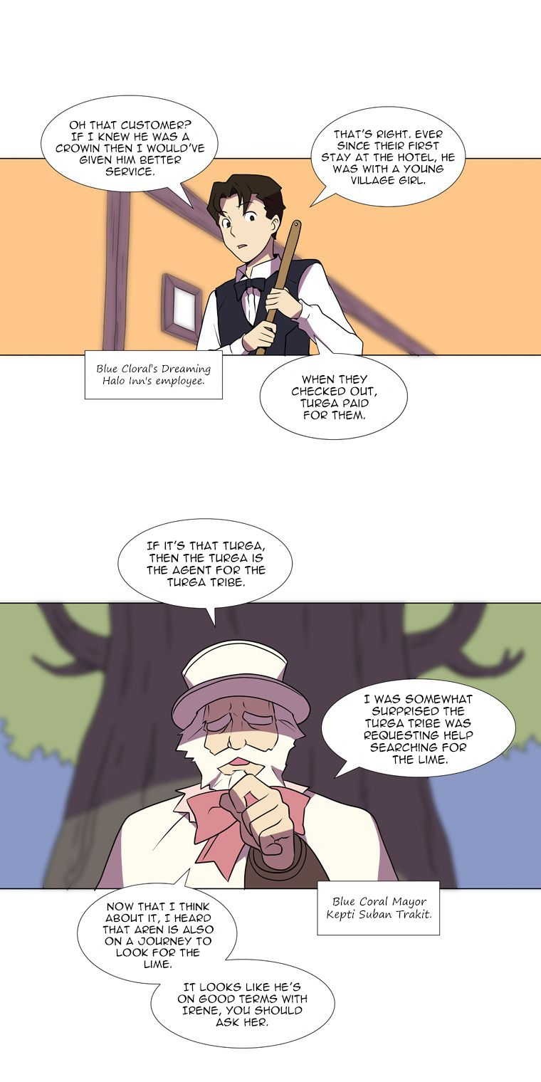 Lime Odyssey: The Chronicles of ORTA 8 Page 2