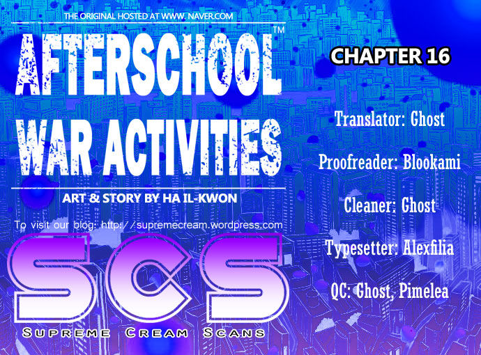 Afterschool Military Activity 16 Page 1